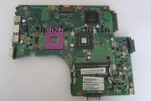 La placa madre del ordenador portátil para Toshiba C650 C655 V000225020 GL40 DDR3 PN: 1310A2355302 prueba Completa