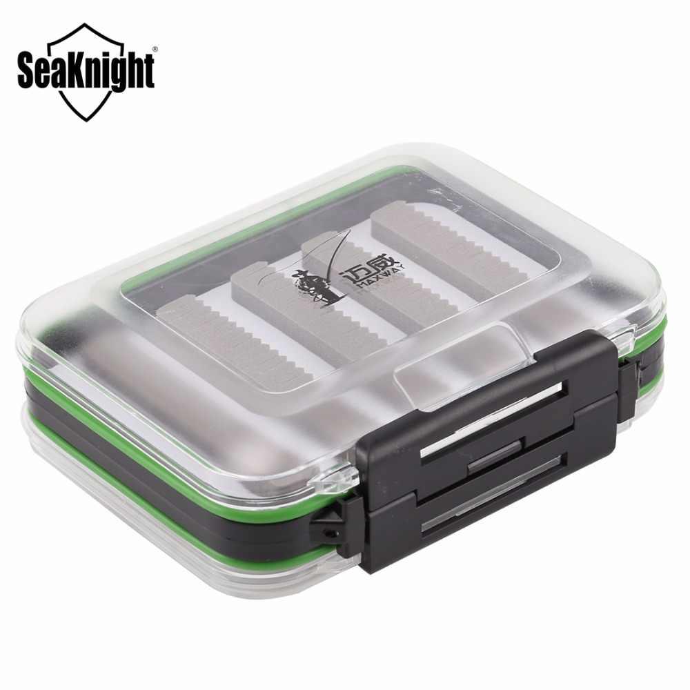 SeaKnight maxway серия Качество Двусторонняя Fly коробка для рыболовных приманок рыболовная коробка рыболовные снасти
