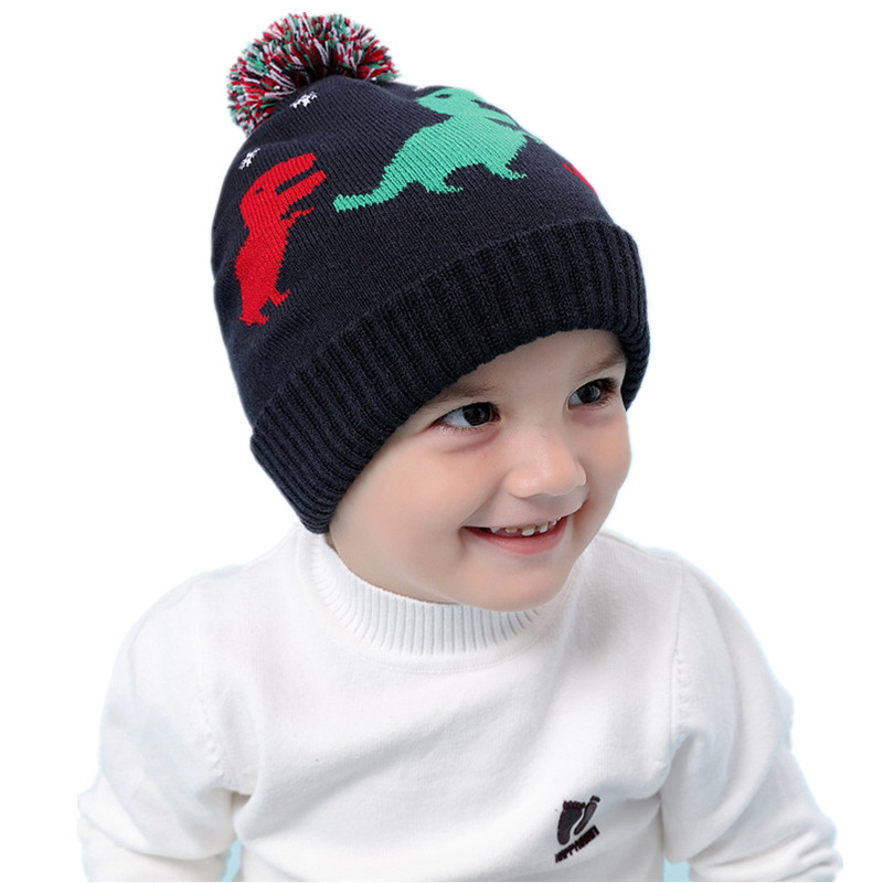 Autumn Baby Casual Warm Cotton Hat Toddler Beanie gift Cap Kids Girl Boy Hats