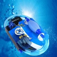 Aquarium Gravel Cleaner Siphon Syphon Cleaning Tools Semi Automatic Filter Aquarium Vacuum Cleaner Sand Washer Water