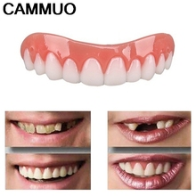 Dental Teeth Whitening Tool Perfect Smile Veneers Tooth Cover Teeth Instant False Upper Teeth Denture Paste Health Care Beauty