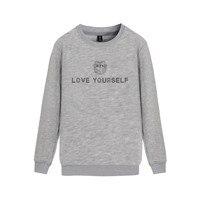 Kpop Bangtan Boys BTS Love Yourself Sweatshirt Punk Music Band Pullover Autumn Love Yourself Print Hoodies