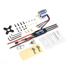 TomCat TC-G 3520 KV980 7T Brushless Motor Skyload 50A Brushless ESC Combo Set for RC Fixed Wing Airplane Drone Helicopter
