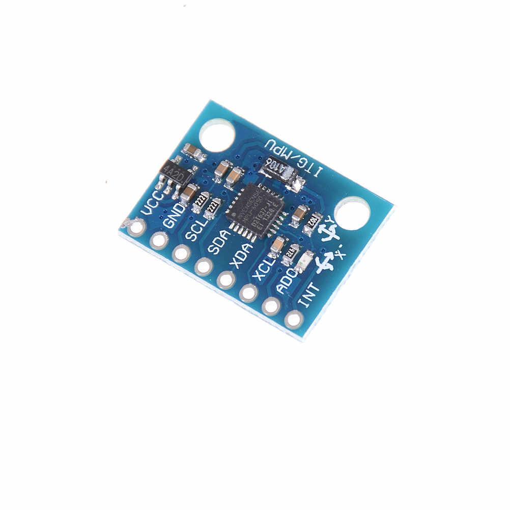 GY-521 MPU-6050 Module MPU6050 capteurs gyroscopiques analogiques 3 axes + accéléromètre 3 axes nouveau 1 pièces
