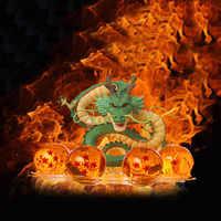 Figuras de acción de bola de dragón Z de 15cm conjunto de Figuras de bola de dragón, Figuras de dragón de henron, Figuras Del Dragón de 7 Uds. 3,5 cm