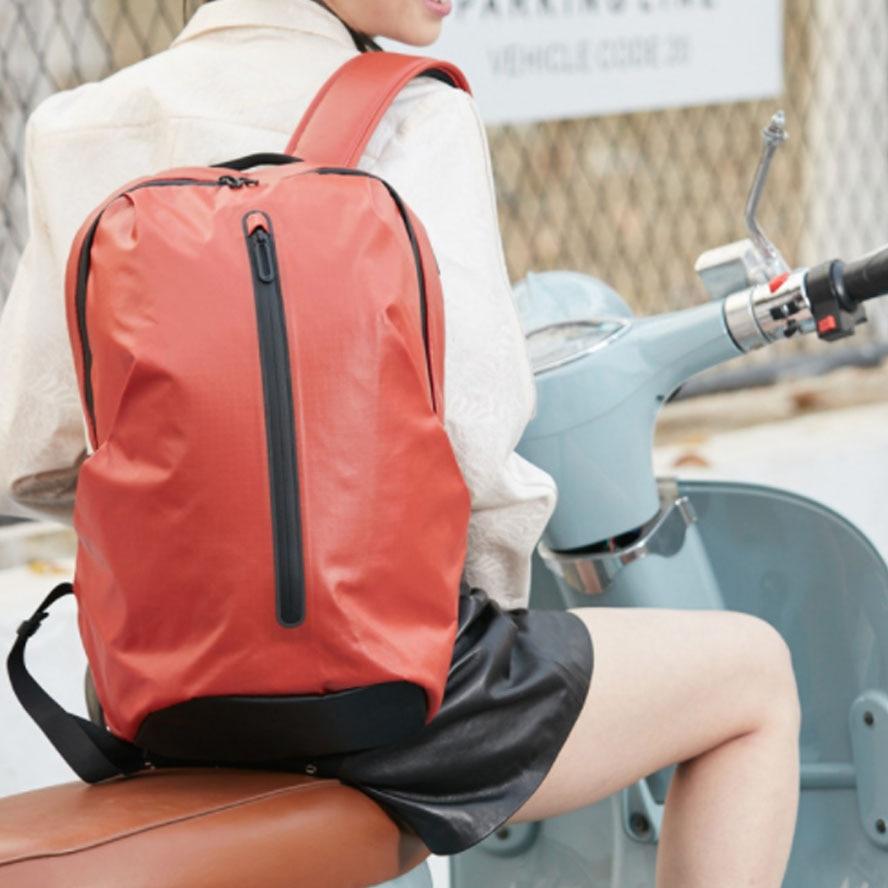 Оригинальный Xiaomi 90 всепогодный легкий функциональный городской рюкзак для ноутбука водостойкий 18л 14 дюймовый ноутбук - 6