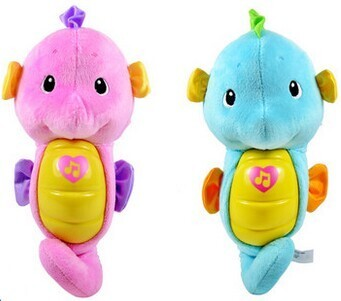 Fishe price Soothe&Glow Seahorse, Music sound and light