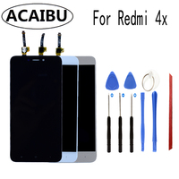 For Xiaomi Redmi Redmi 4x LCD Display Touch Screen With Frame Test Good Digitizer Assembly Replacement