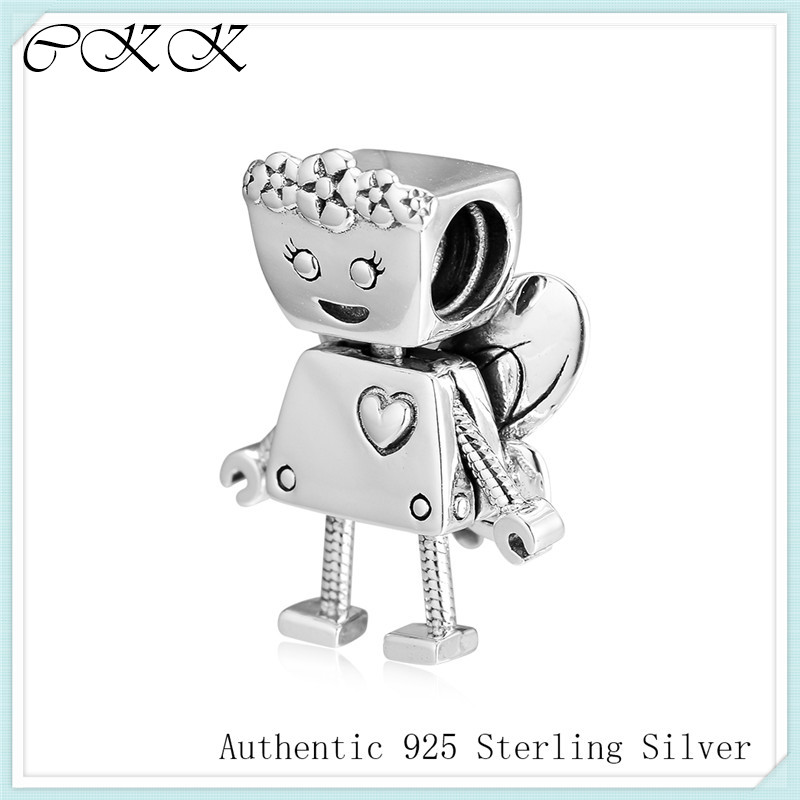 Limited Edition Floral Bella Bot Charm Fit Pandora Bracelet 100% 925 Sterling Silver Beads for Jewelry Making 925 Kralen  PF911Limited Edition Floral Bella Bot Charm Fit Pandora Bracelet 100% 925 Sterling Silver Beads for Jewelry Making 925 Kralen  PF911