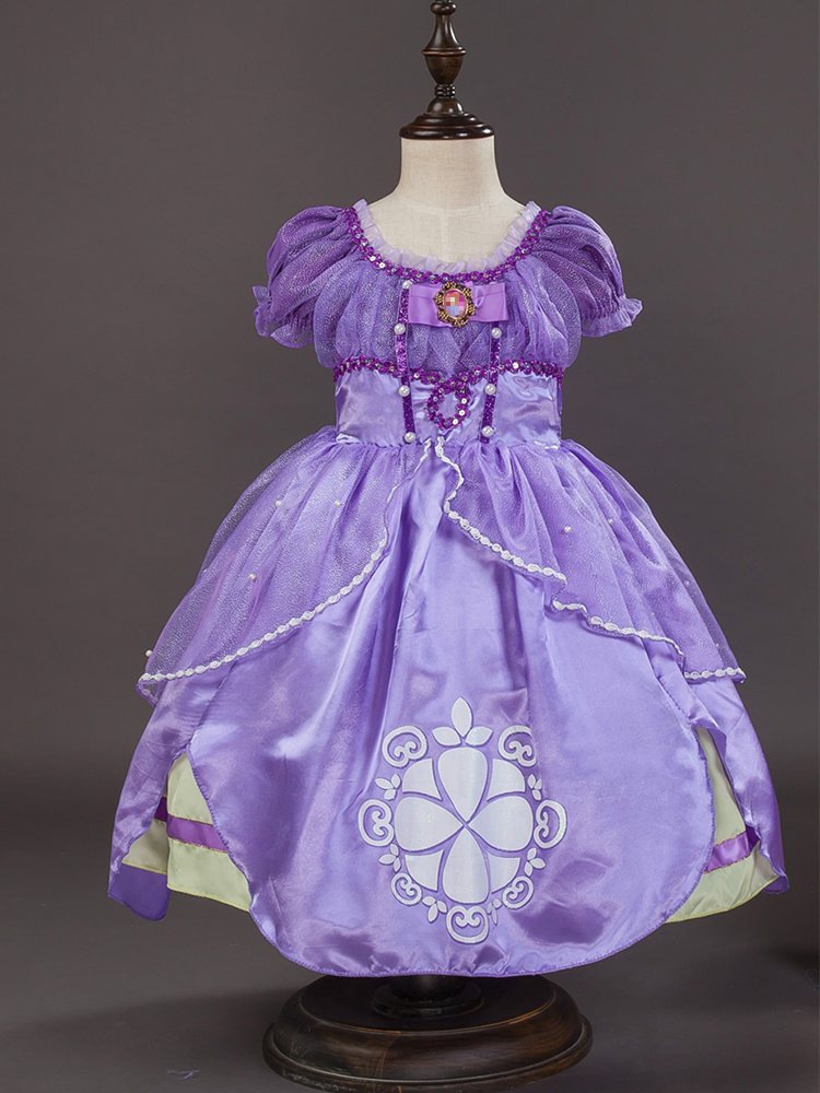 Disney Sofia Pièce étui Lilac