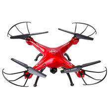 LIDIRC L15 720P HD Camera  2.4G 4CH 6-Axis WIFI FPV RC Drone Helicopter Quadcopter Toys With 720P HD Camera Hover Mode