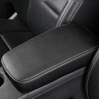 Auto Lederen Middenarmsteun Doos Beschermhoes Voor Mercedes Benz Gla 200 220 260 Cla C117 Een Klasse Interieur styling