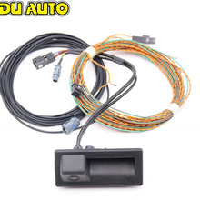 Trunk-Handle Mib-Unit Rear-View-Camera Facelift 5Q0980556B Audi A3 for 8V with High-Guidance-Line