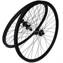 Абсолютно-полный карбоновый глянцевый горный велосипед Clincher Rim MTB 29ER Wheelset Велосипедное колесо