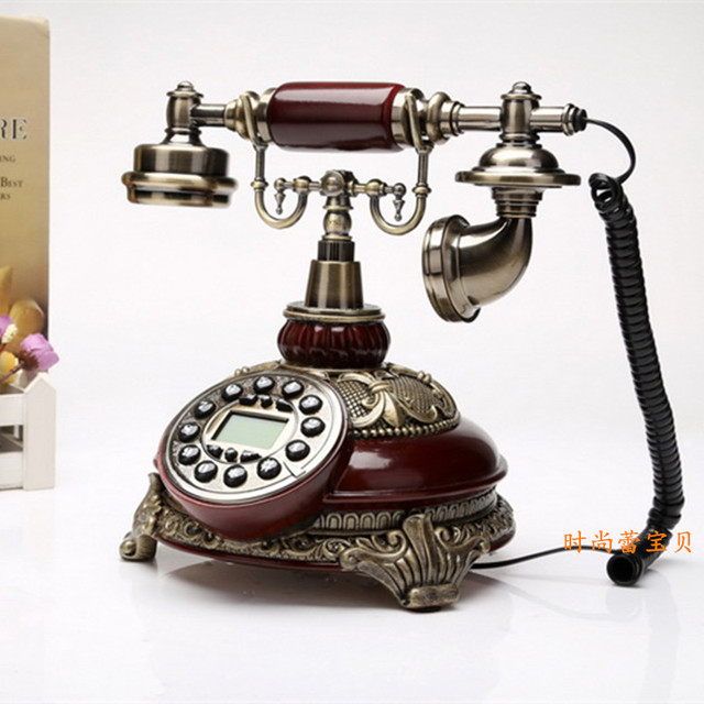 Antique Telephone Antique Old Fashioned Fashion Rustic Vintage