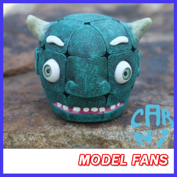MODEL FANS IN STOCK Magic Cubes 2016 new product Carni Chaak Lovely unique children Educational toys