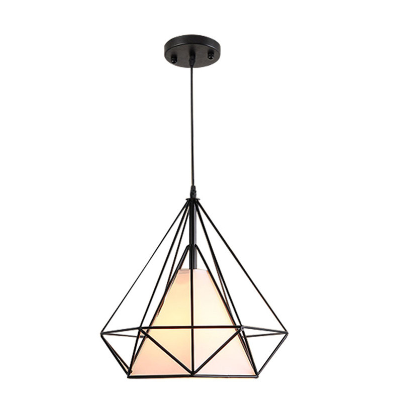 HTB1HySPX3KG3KVjSZFLq6yMvXXa4 20cm Vintage Industrial Rustic Flush Mount Ceiling Light Black / White Metal Lamp Fixture Nordic Style Creative Retro Light Lamp