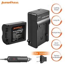 1X DMW-BMA7 CGA CGR S006 S006E S006GK Li-ion Rechargeable Camera Battery Charger for Panasonic Lumix DMC-FZ7 FZ8 FZ18 FZ28 L25 стоимость
