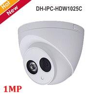 Wholesale Price 1mp IP Camera IPC HDW1025C Waterproof IP67 Smart H.264 IR 50m Support Onvif High Pixel Security camera
