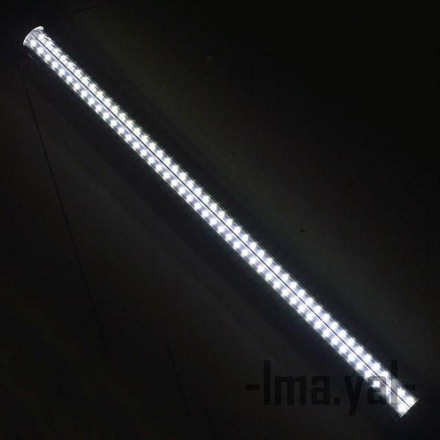 1 PCS LED Tube V-Shape Integrated LED Bulbs Tube T8 2FT 20W 600mm 96LEDs SMD2835 Super Bright 2000lm Led Fluorescent Lights