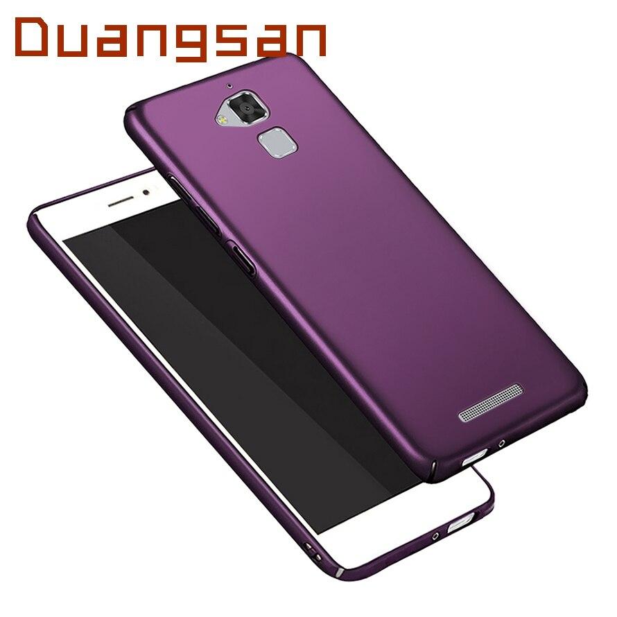 Módní tvrdé plastové pouzdro pro PC pro Asus Zenfone 3 Max Ze551mL ZB500kL ZE520kL ZC520TL Selfie Ze551mL GO ZC554KL Pouzdro na telefon