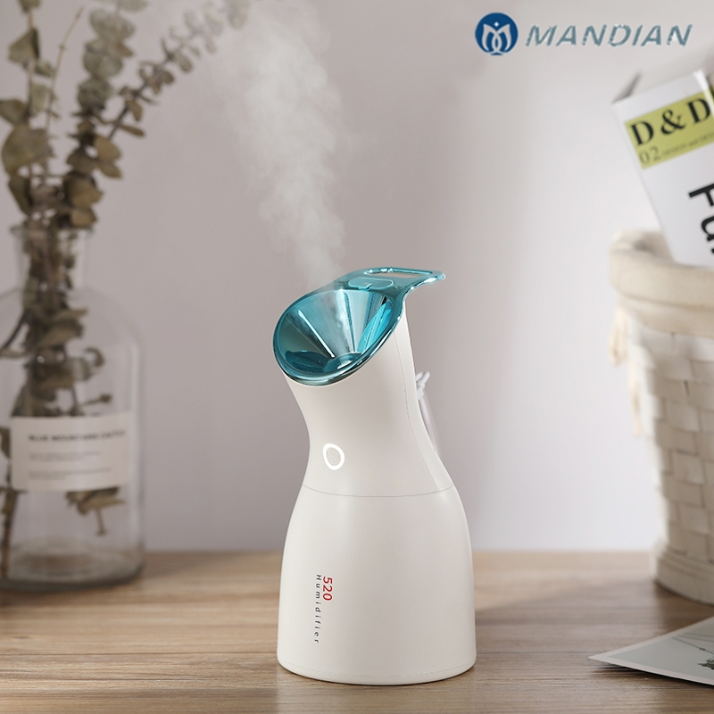 Humidifier 500ml Cool Mist Ultrasonic Humidifiers For Bedroom