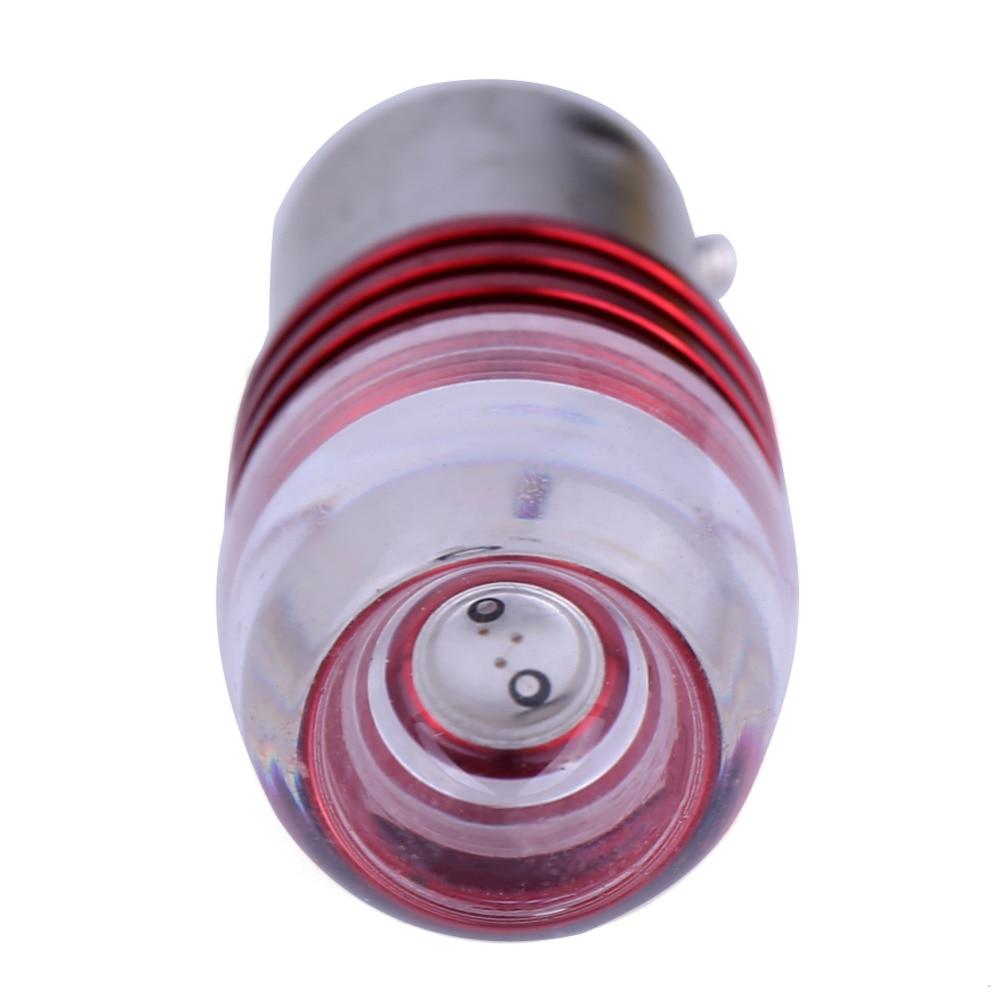 1PC 1157 bay15d red brake light Bulbs auto led 1157 s25 bay15d red led bulb Turn Signal Lamp Light