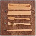 Japanese Style dinnerware set Healthy Tableware Chopsticks Spoon Box Wooden Tableware dinnerware set