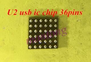 20 штук 1610A1 1610A2 1610A3 610A3B 1612A1 зарядное устройство зарядки ic для iphone 5S 6 6plus 6s 6s p 7, 7 plus, 8, 8P X U2 usb микросхема 36pins-in Интегральные схемы from Электронные компоненты и принадлежности on AliExpress