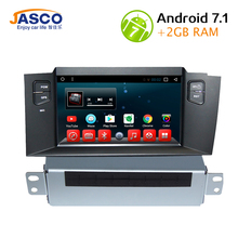 Android 7.1.1 Car DVD Player GPS Glonass Navigation for Citroen C4L/DS4 Auto Wifi  Radio Audio Video Multimedia Stereo DVR