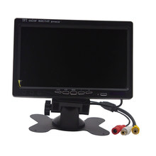 BYNCG 800*480 HD 7 Inch TFT LCD-KLEURENSCHERM Digitale Video-opname DVR Monitor Parking Rear View Screen Monitor(China)