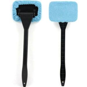 Image 3 - Accessoires de brosse de nettoyage pour pare brise de voiture, pour Audi A6 C5 BMW F10 Toyota Corolla Citroen C4 C3 Nissan Qashqai Ford Focus 3 2
