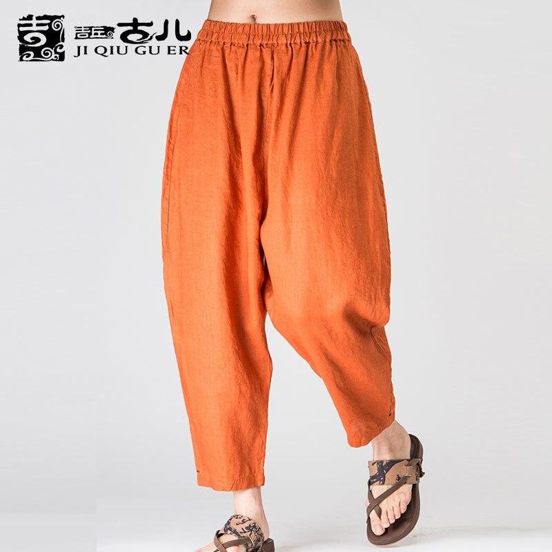100 Linen Pants Promotion-Shop for Promotional 100 Linen Pants on ...