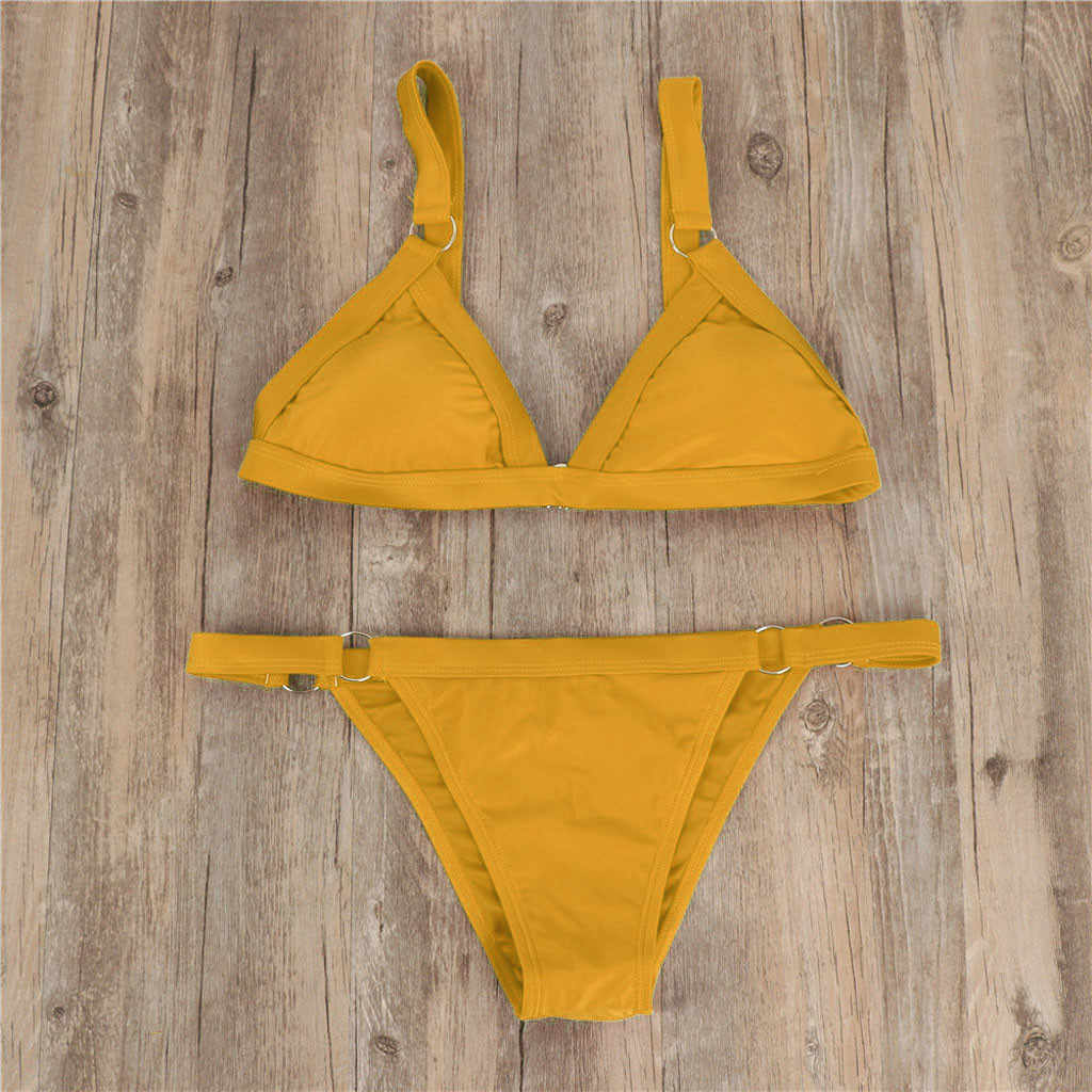 Женский купальник с высокой талией, женский пляжный купальник пуш-ап, сексуальный бикини для женщин 2019, бикини размера плюс, бразильский купальник, 19May23