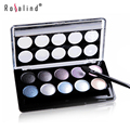 Rosalind Eyes Makeup 10 Colors Eye Shadow Palette Daily Makeup Set Beauty Eyeshaow Brand Angel Mask