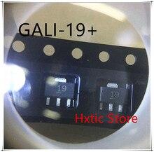 10PCS GALI-19 GALI-19+ GALI19 MARKING 19 SOT-89  IC
