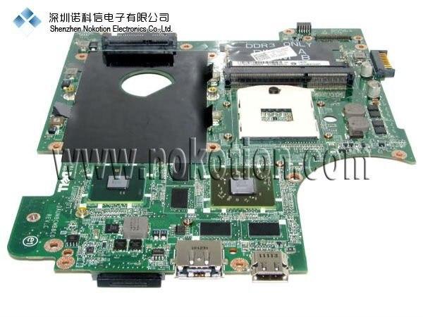 0951K7 951K7 Original laptop Motherboard FOR DELL N4010 LATPOP DAUM8CMB8C0 intel HM57 FULL TESTED Motherboard