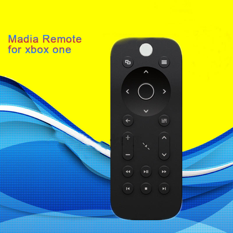dealonow original Media Remote control for xbox one console chunghopchunghop media remote control controller dvd entertainment multimedia for xbox one new