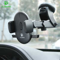 FLOVEME przedniej szyby uchwyt samochodowy do telefonu iPhone 7 X XS Samsung 360 deski rozdzielczej stojak na telefon uchwyt w uchwyt samochodowy telefon tutucu