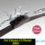 """Lâminas de limpador para Citroen C3 Pluriel (a partir de 2003 em diante) 22 """"+ 18"""" fit padrão J braços gancho wiper apenas HY-002"""