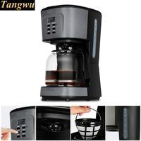 אמריקאי מכונת קפה משתמש בטפטוף קטנה-מכונה