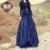 O Envio gratuito de 2017 Nova Moda de Algodão Xadrez de Inverno de Espessura Longo Maxi Saias Irregular A-line Outono Cintura Elástica Saia Boêmio
