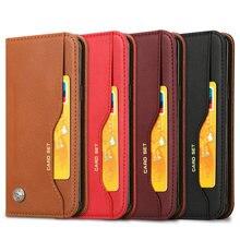 Flip Etui for Coque Samsung S10Plus Case Samsung S9Plus Note9 S10e Flip Leather for Samsung Galaxy S10 Case S9 S10 Plus Cover