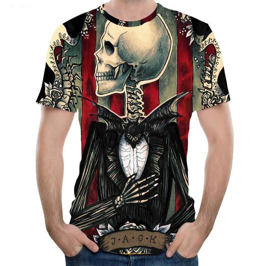 d48a96b2f11 Detail Feedback Questions about Classical 3D Skull t shirt Men T shirt  Summer Tee Quality Camiseta Short Sleeve O neck Hip Hop tee top US size S  3XL Drop ...