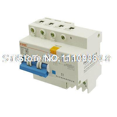 6kA Breaking Capacity 16A 3P+N Electrical Overload Proetction Circuit Breaker виниловые обои sirpi muralto florian 26863