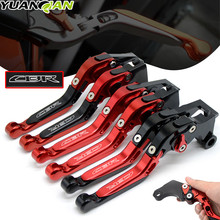 for CBR logo CNC Motorcycle Brake Clutch Levers For Honda CBR 600 F2,F3,F4,F4i 1991-1999 2000 2001 2002 2003 2004 2005 2006 2007 for honda cb599 cb600f hornet 600 1998 2006 foldable extendable brake clutch levers cnc 1999 2000 2001 2002 2003 2004 2005