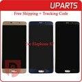 """Um ++ Alta Qualidade 5.5 """"para Elephone S7 Display LCD + Montagem da Tela de Toque LCD Digitador de Vidro Do Painel de Reposição Frete Grátis"""