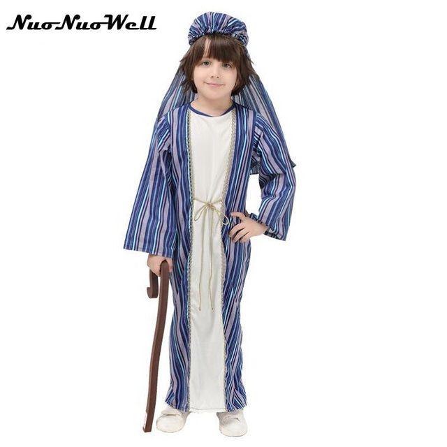 Free Shipping Children's Day Cosplay Halloween Princes of Dubai Saudi Arabia Kids Performance Wear Party