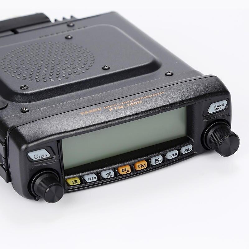 Primijeni na YAESU FTM-100DR dvokanalni 50 W 12,5 kHz C4FM / FM - Voki-toki - Foto 4