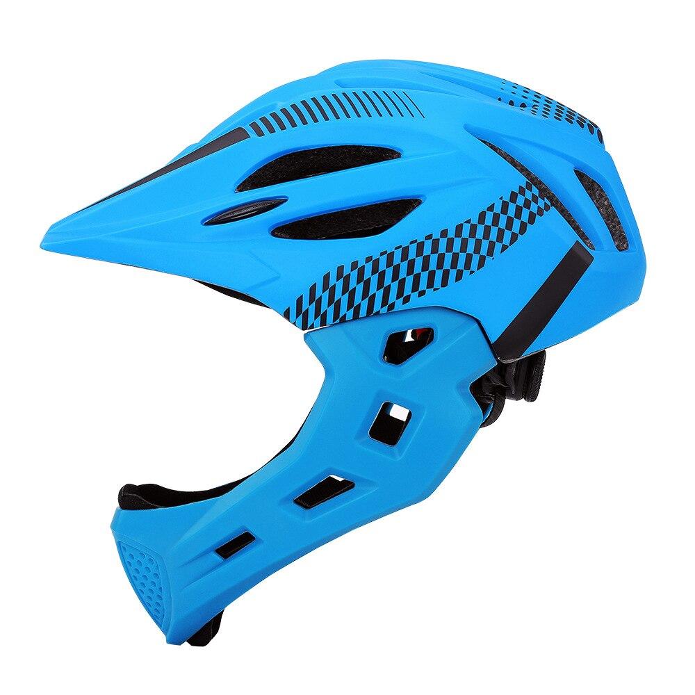 Bike Helmet Scooter Balance Skating-Protection Off-Road Kids Sports Children Full-Face
